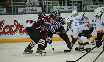Rīgas 'Dinamo' jauno gadu iesāk ar rezultatīvu uzvaru pār 'Severstaļ'