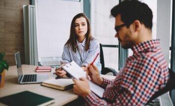 Priekšnieks nebūs priecīgs: frāzes, kuras nevajadzētu teikt darba devējam