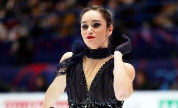 Канадская фигуристка Осмонд — чемпионка мира, россиянка Загитова — лишь пятая