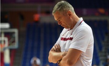 Bagatskis: es spēlētājiem kā papagailis atgādinu, ka basketbols ir 40 minūšu spēle