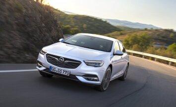 Nosauktas jaunā 'Opel Insignia' cenas Latvijā