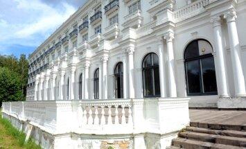 Atjaunotā 'Ķemeru' sanatorija durvis varētu vērt nākamā gada novembrī