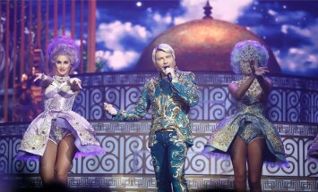 ФОТО: Николай Басков покорил своим уникальным шоу Таллин, на очереди Рига