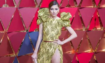 Foto: 'Oskaru' ceremonijas neķītrākais tērps