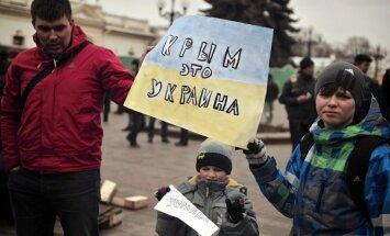 Русскоязычные украинцы попросили Путина не вводить войска