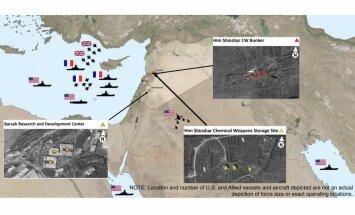 """Китай отчитал коалицию США за """"безответственный"""" удар по Сирии"""