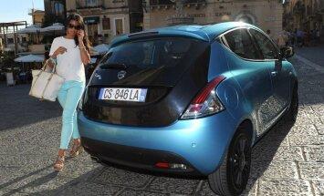 'Lancia' pametīs Eiropas tirgu, lai dotu vietu 'Alfa Romeo'
