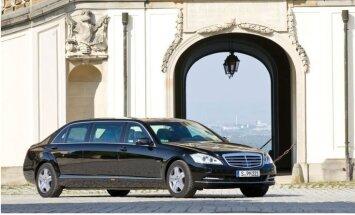 Krievija sankciju dēļ nesaņems bruņotos 'Mercedes-Benz'