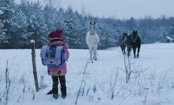 Noskaties! Kas notiek bērna prātā jeb Ivara Selecka jaunās dokumentālās filmas 'Turpinājums' treileris