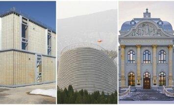 Noskaties! Arhitektūras nedēļas jaunums – filmas par Latvijas mūsdienu arhitektūru
