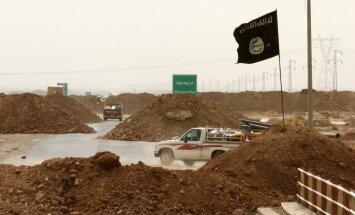 ASV un Lielbritānija Irākā sniedz atbalstu cīņā pret grupējumu 'Islāma valsts'