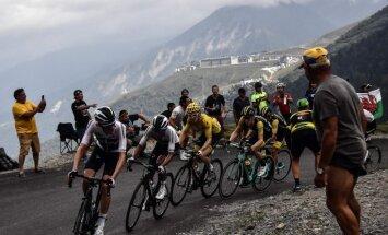 Kvintana triumfē 'Tour de France' 17.posmā; Tomass tuvojas uzvarai kopvērtējumā