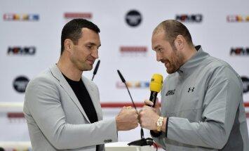 Назначена новая дата боя-реванша между Кличко и Фьюри