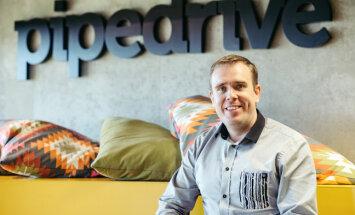 'Pipedrive' – igauņu startaps, kas piesaistīja Šakila O'Nīla investīcijas
