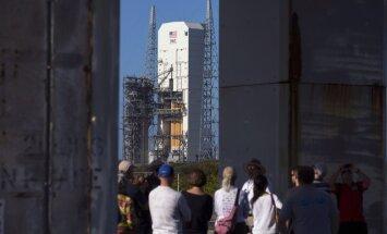 Jaunās paaudzes kosmosa kuģis 'Orion' paver cilvēkiem ceļu uz Marsu