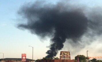 Ugunsgrēks Losandželosas spēkstacijā bez elektrības atstāj 140 tūkstošus iedzīvotāju