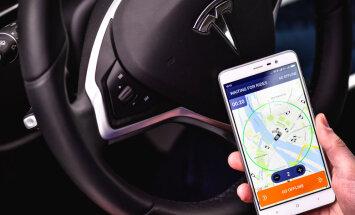 Igaunijas 'Taxify' uzsāk darbu Kenijā, Budapeštā un Bukarestē