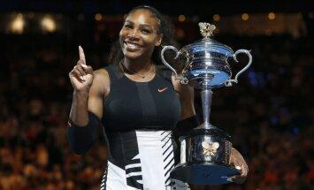 Серена Уильямс обошла Граф по титулам и стала рекордсменкой Открытой эры