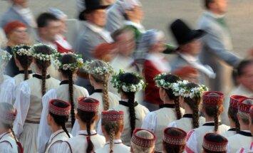 Sākušas Vispārējo latviešu Dziesmu un XVI Deju svētku skates