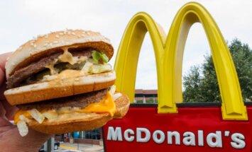 "McDonalds представил два новых ""Биг-Мака"""