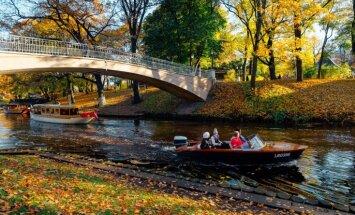 Pērn Rīgā bijis rekorddaudz tūristu
