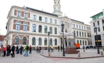 Rīgas domes vēlēšanās piedalīsies 12 politiskās partijas