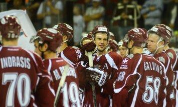Astotnieks KHL vēsturē. Rīgas 'Dinamo' iesāk jauno sezonu