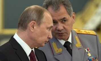 Pentagons atsaka Maskavas ierosinājumam veikt kopīgus uzlidojumus Sīrijā