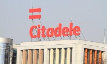 Banka 'Citadele' iegādājas daļu no 'GE Money Bank' produktu portfeļa