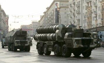 Krievija neplāno apgādāt Sīriju ar 'S-300' iekārtām