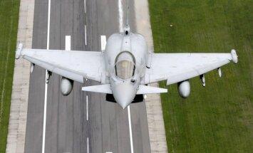 В Эстонии истребитель НАТО по ошибке запустил боевую ракету, ее не могут найти
