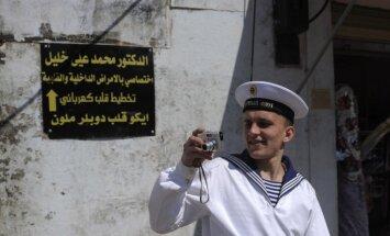 Krievija atsaukusi visas militārpersonas no savas flotes bāzes Sīrijā
