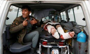Iefiltrējies talibs palīdz nogalināt 13 afgāņu policistus