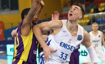Meieram piecas piezīmes, 'Jeņisej' piedzīvo sesto zaudējumu pēc kārtas VTB līgā