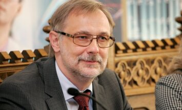 Latvijas Universitātes rektors Mārcis Auziņš pērn atbrīvojies no parādsaistībām