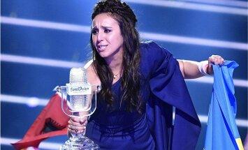 Адель похвалила песню Джамалы