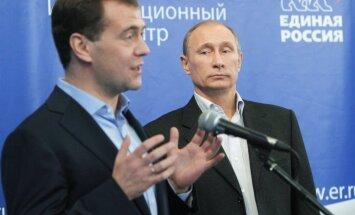 Медведев опроверг слова Путина о своей болезни