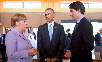 Obama, Trudo un Merkele – kuri ir 12 pasaules pelnošākie lielvaru līderi