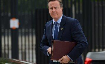 СМИ: Дэвид Кэмерон может занять пост генсека НАТО