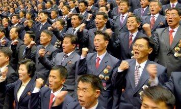 Ziemeļkoreja par nākamo mērķi izvirza satelītu palaišanu