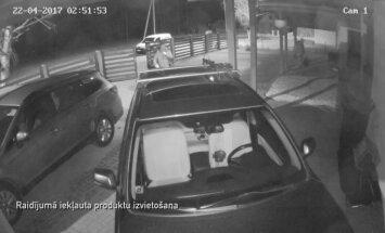 'Zebra': Kā notiek auto zagšana ar bezkontakta atslēgas signāla pastiprinātāju