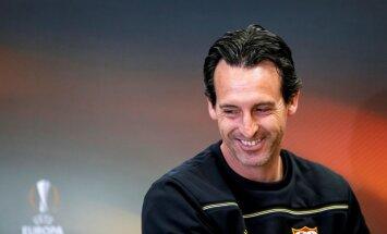 PSG galvenā trenera amatā apstiprina Emeriju