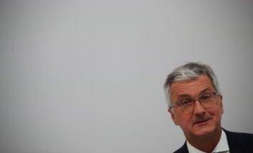 VW kaitīgo izmešu falsificēšanas lietā aizturēts 'Audi' vadītājs