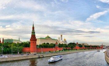 """Кремль сожалеет о """"махровой русофобии"""" в США"""