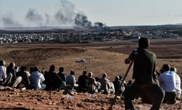 Kurdi atgūst kontroli pār Kobani