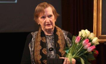 Dailes teātra Zinību stundā – režisores un pedagoģes Ainas Matīsas lekcija