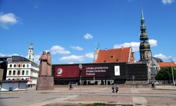 Saeima ar aplausiem atbalsta grozījumus Okupācijas muzeja likumā