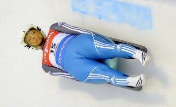 Latviju Soču Olimpiādē pārstāvēs deviņi kamaniņu braucēji