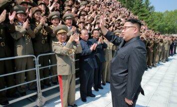 ANO Drošības padome otrdien rīkos Ziemeļkorejai veltītu ārkārtas sēdi