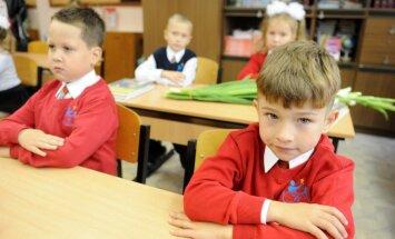 Cik garas ir 'pirmklasnieku rindas' uz Rīgas prestižākajām skolām